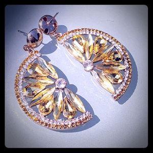 Dangling Lemon earrings 🍋